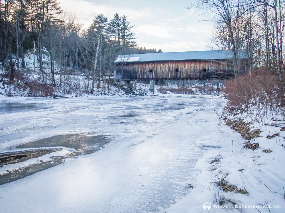 Hall Bridge, Rockingham, Vermont