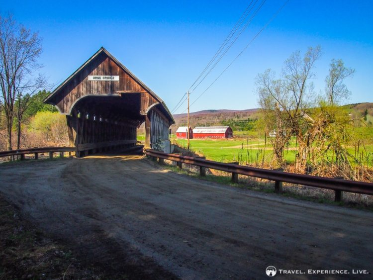 Orne Bridge, Irasburg, Vermont