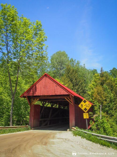 Red Bridge, Morristown, Vermont
