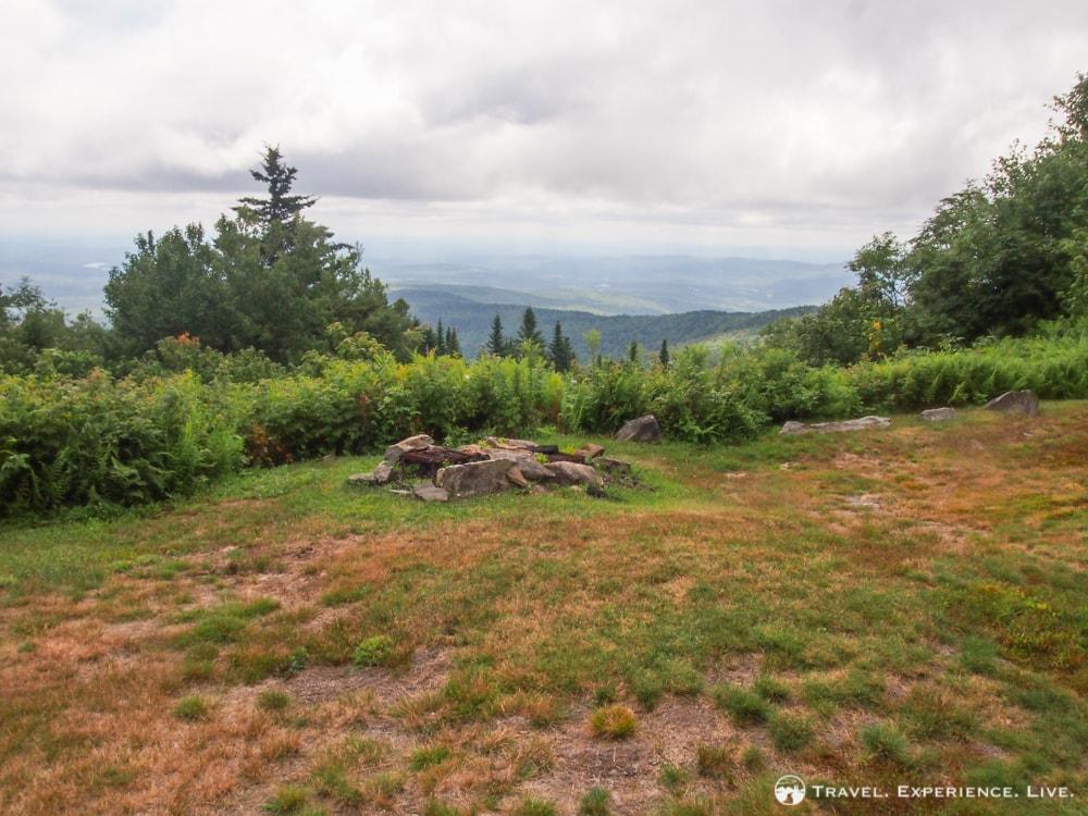 Rollins State Park, hiking Mount Kearsarge