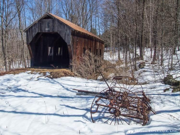 Titcomb Bridge, Perkinsville, Vermont