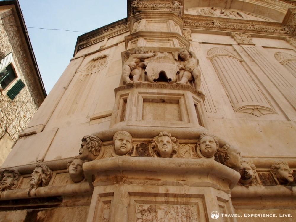 Visit Šibenik: Cathedral of St. James details