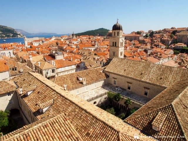 UNESCO World Heritage Sites: Old City of Dubrovnik, Croatia