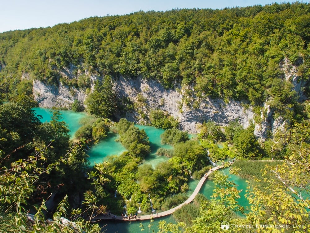 Highlights of Croatia: Plitvice Lakes National Park