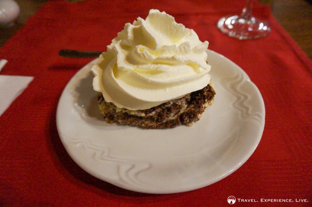 Slovenian Food: Prekmurian layer cake