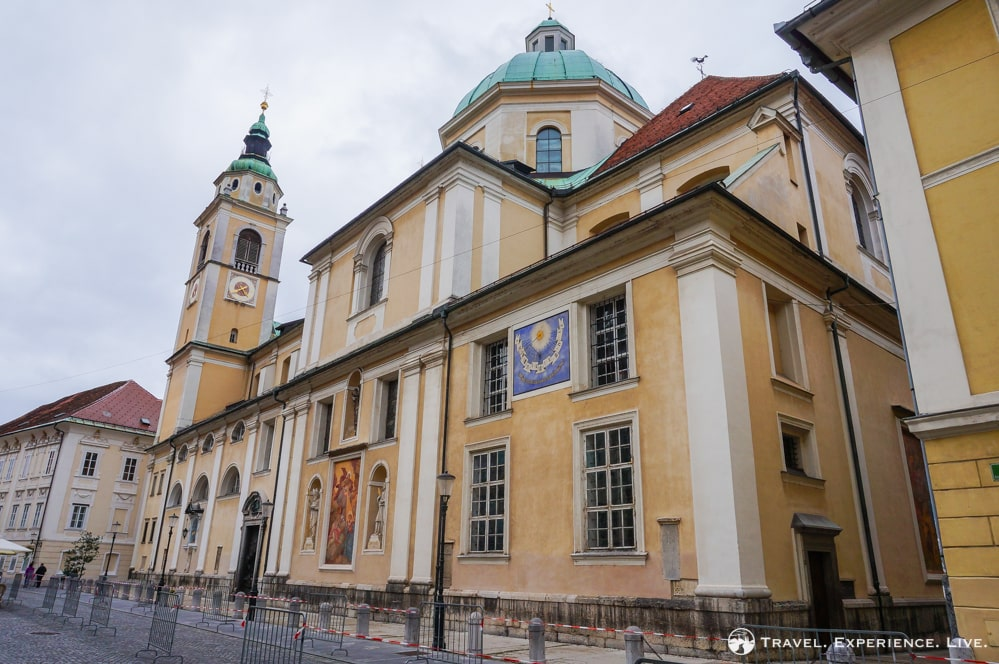 St. Nicholas's Church, Ljubljana Cathedral
