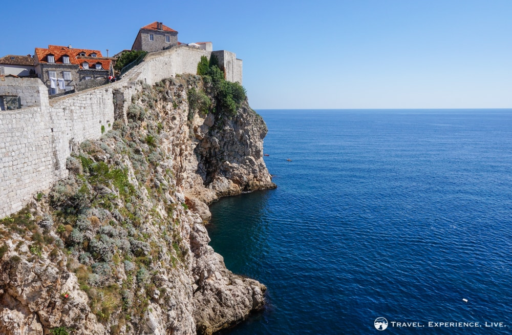 Three Days in Dubrovnik: City Walls Dubrovnik