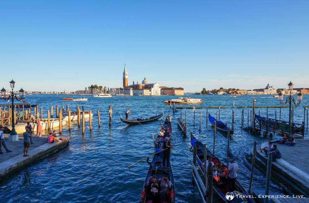 Venice photos: Entrance of Grand Canal, Venice