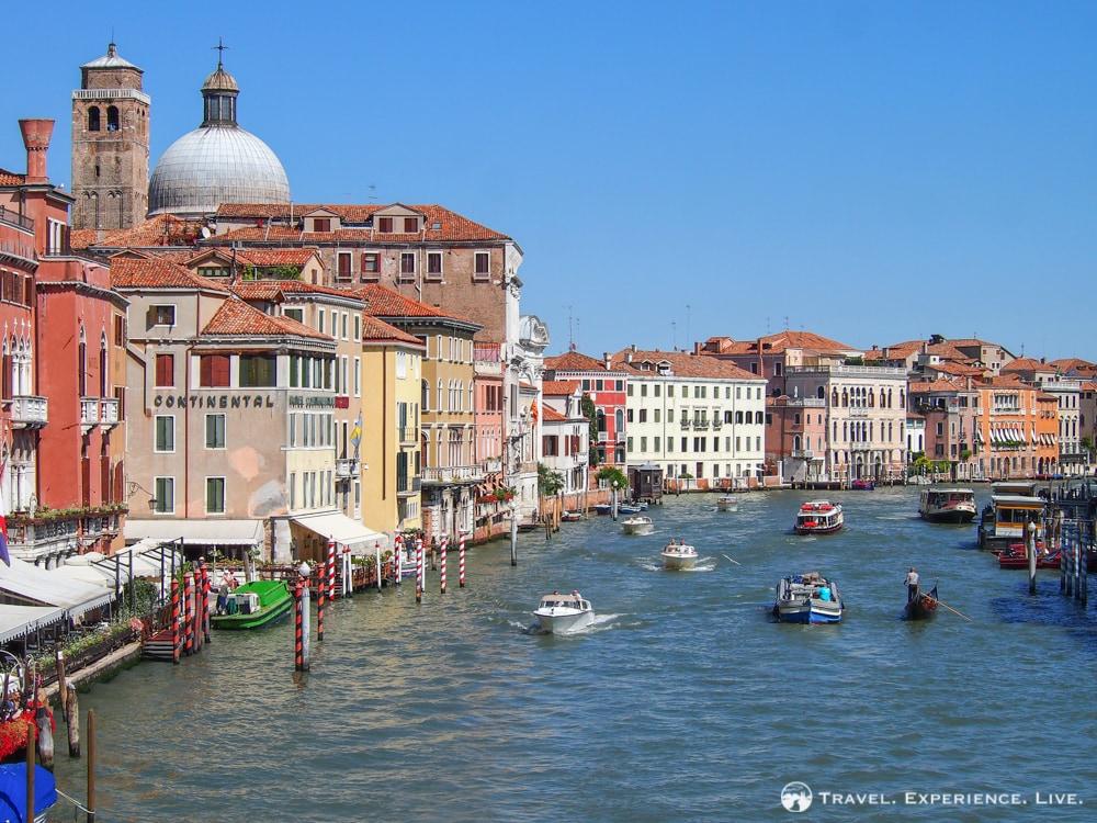 Venice photos: Grand Canal in Venice, Italy