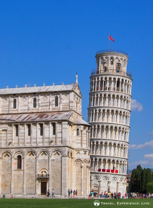 Day Trip to Pisa: Leaning Tower of Pisa