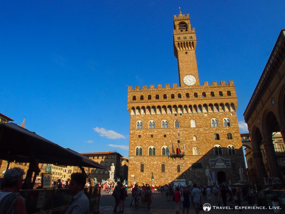 Florence in One Day: Palazzo Vecchio, Florence