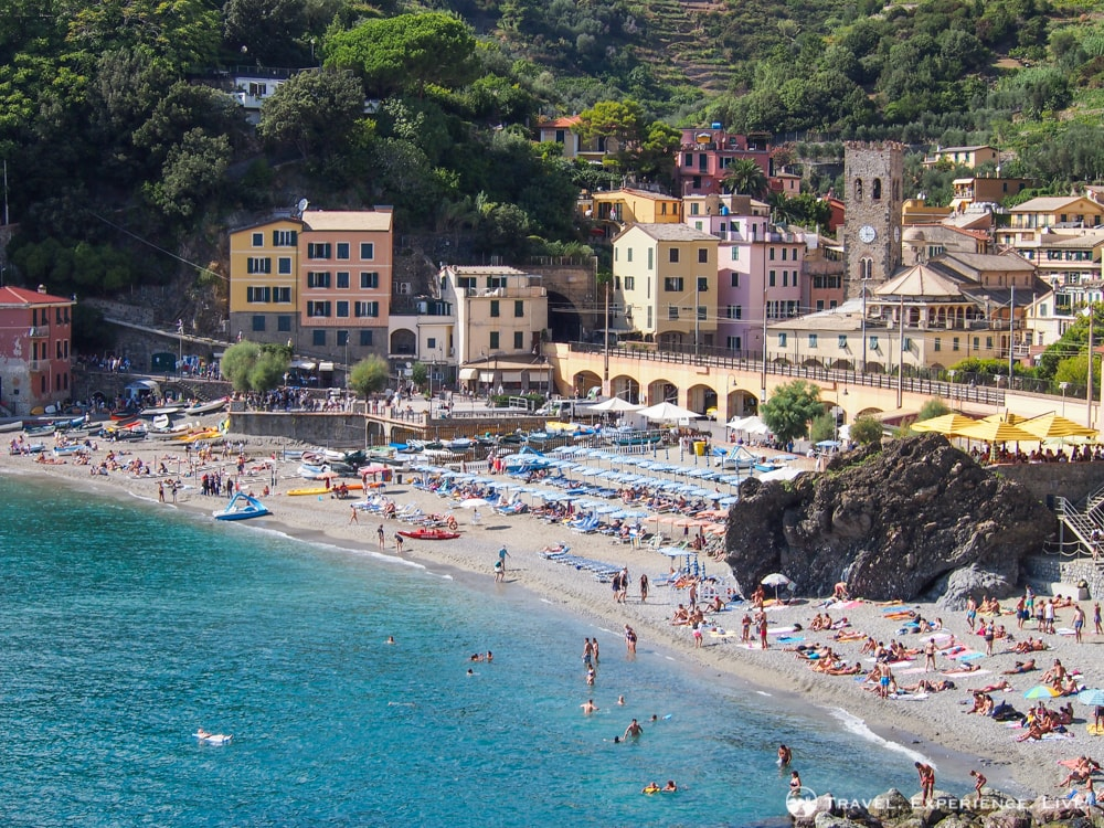 Monterosso al Mare, Cinque Terre National Park