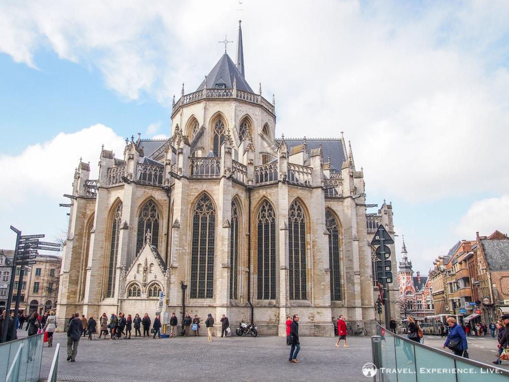 What to see in Leuven, Belgium: St. Peter's Church, Leuven