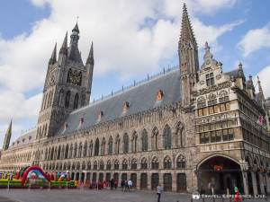 Belfry and Cloth Hall, Ypres