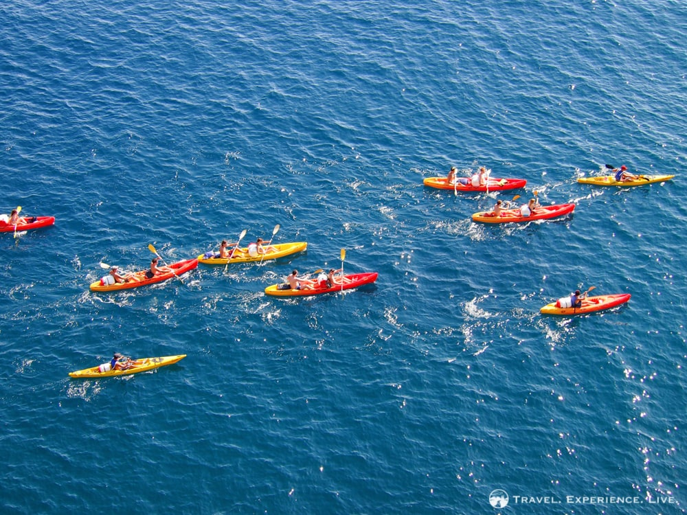 Adriatic Sea Kayakers