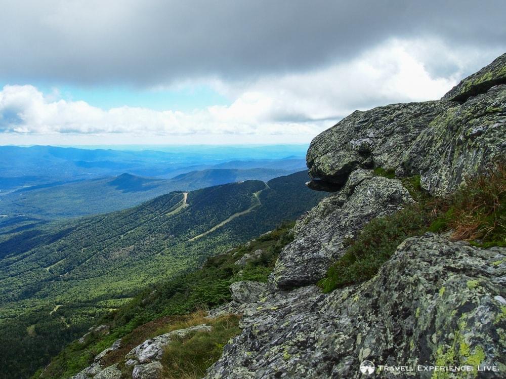 Mount Mansfield Summit, Vermont