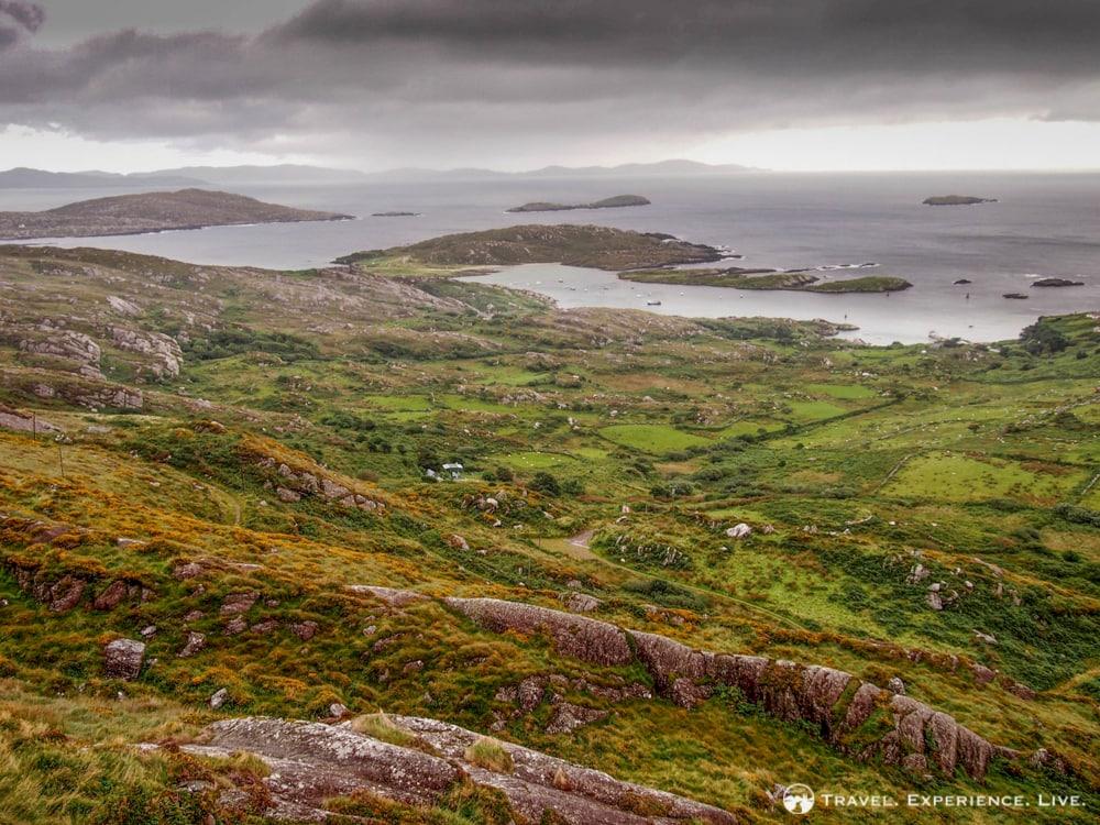 Coast of County Kerry, Ireland