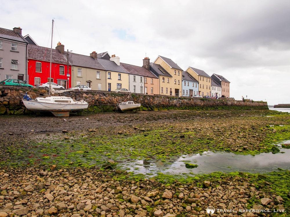 River Corrib in Galway, Ireland