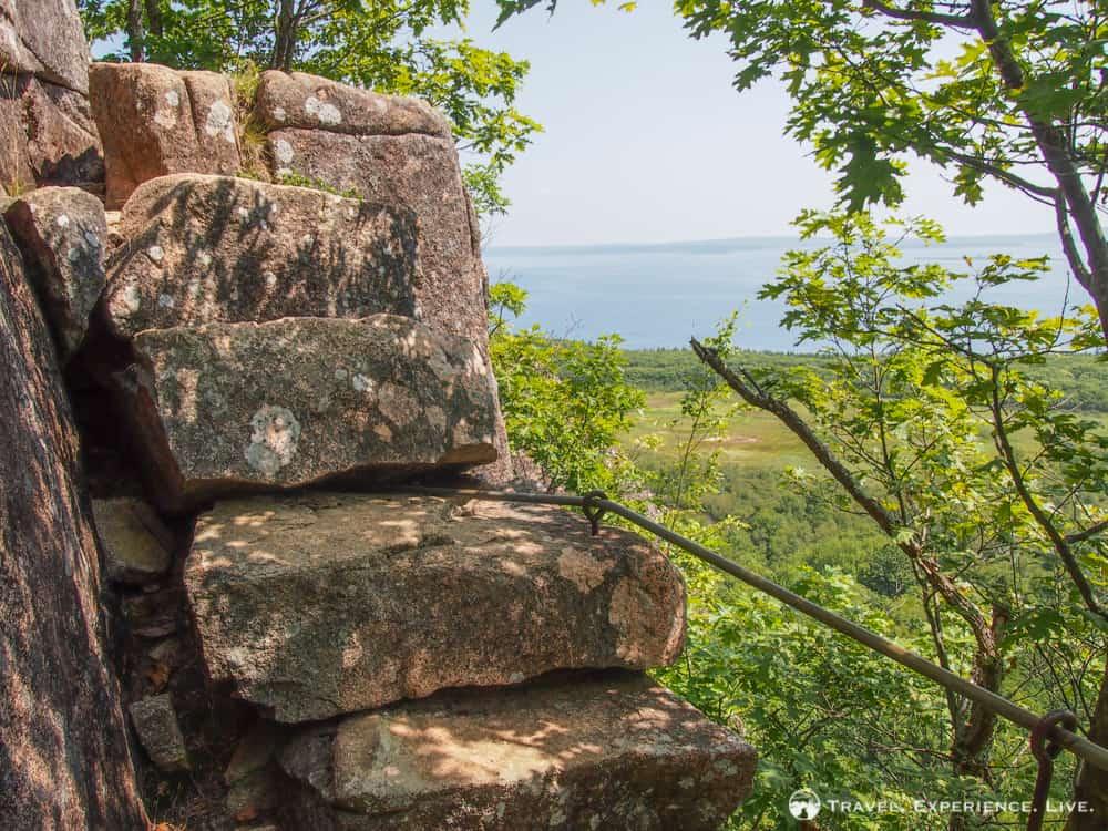 Precipice Trail, Acadia NP