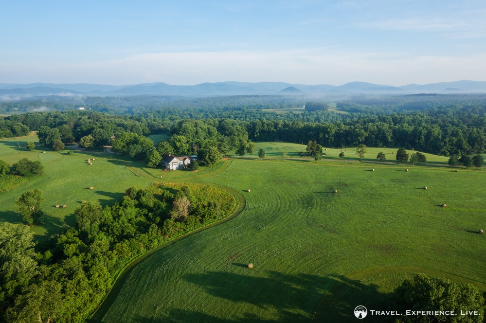 Farm in Albemarle County, Virginia