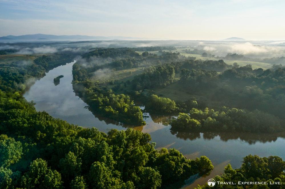Rivanna River, Virginia
