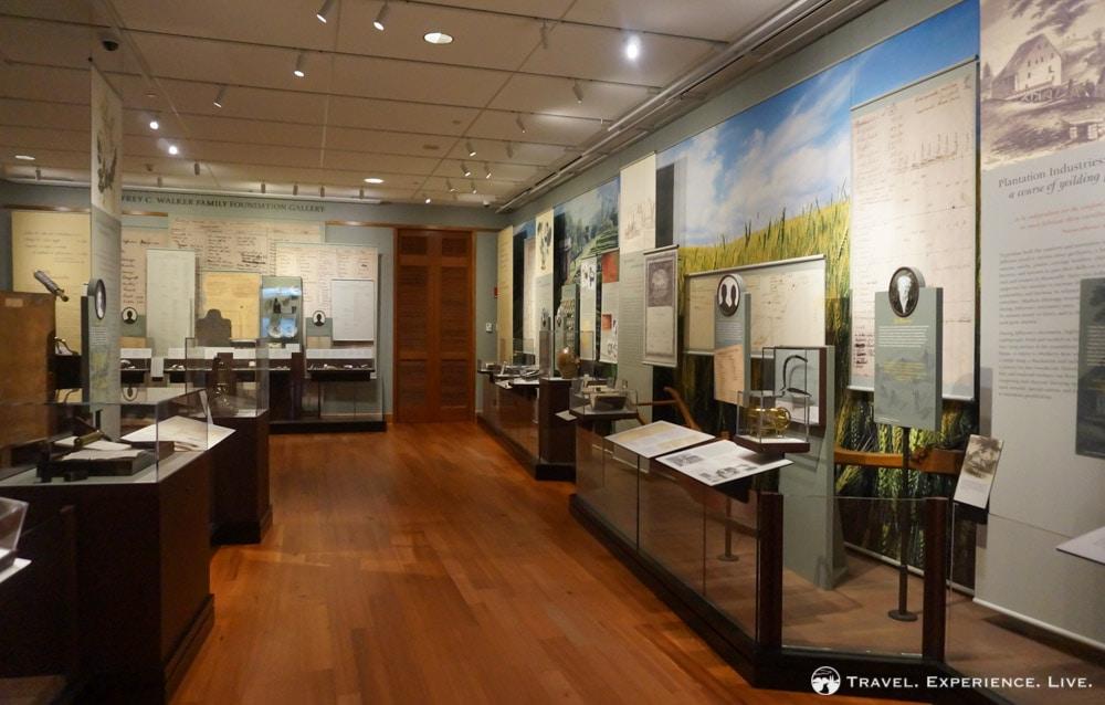 Monticello as Experiment Exhibition