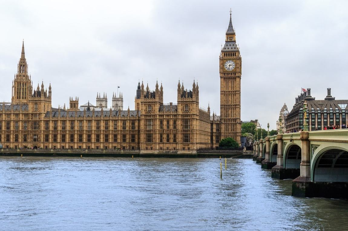 UNESCO World Heritage Sites in London: Palace of Westminster
