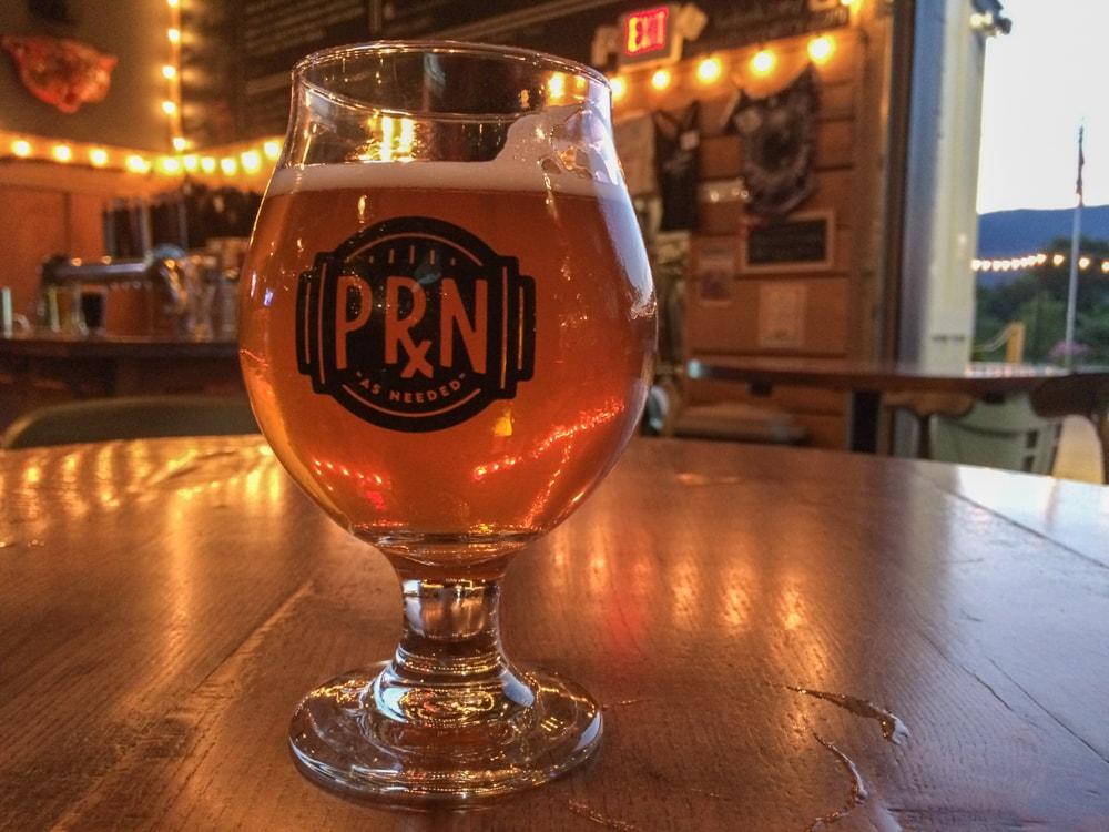 Pavlov's Bell-gian Ale, Pro Re Nata Farm Brewery