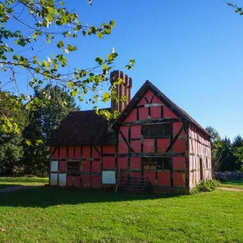 1600s English Farm, Frontier Culture Museum