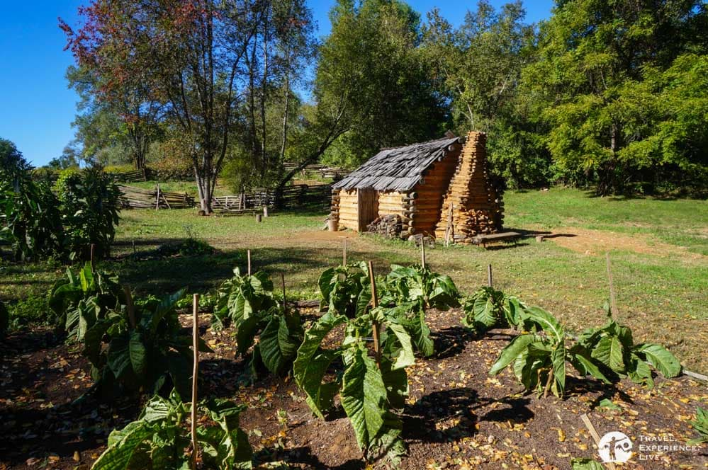 1740s American Farm, Frontier Culture Museum, Staunton