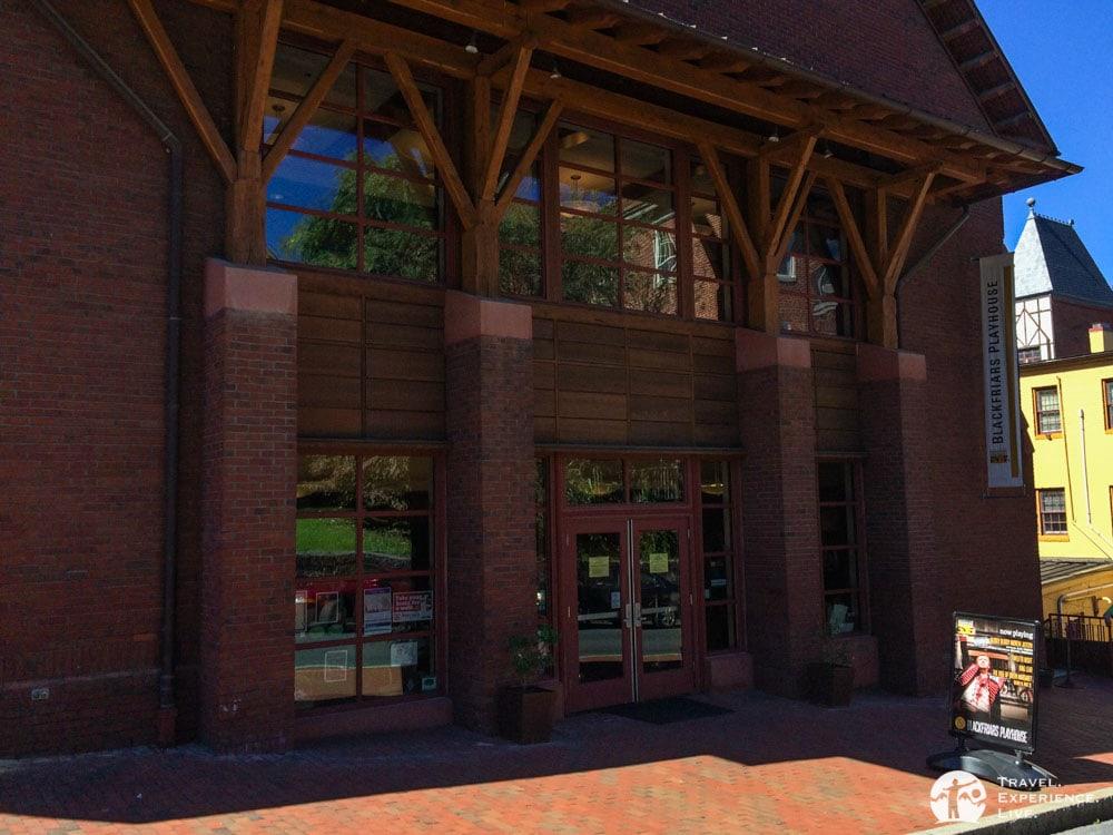 American Shakespeare Center, Staunton