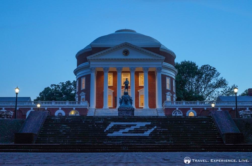 The Rotunda at the University of Virginia, Charlottesville