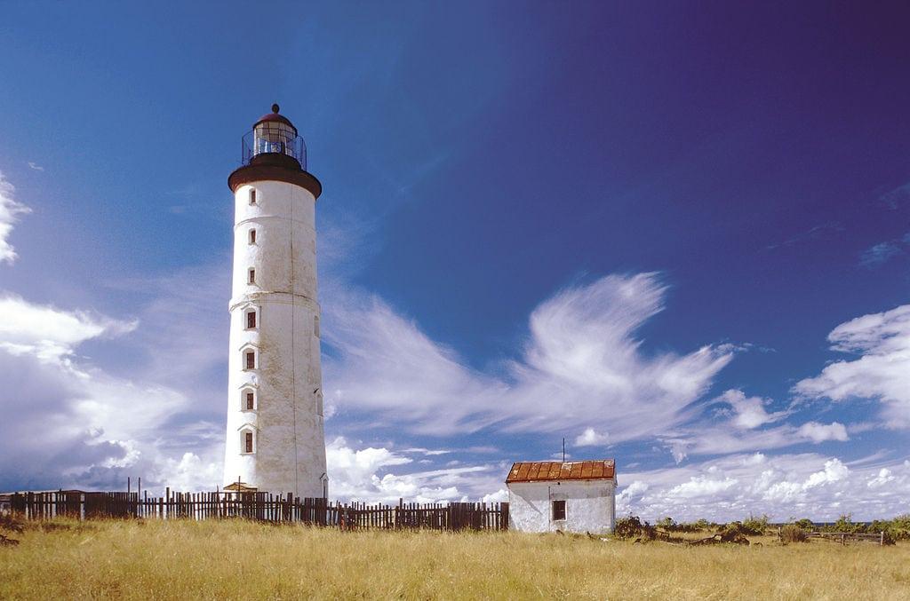 Vilsandi lighthouse, Estonia