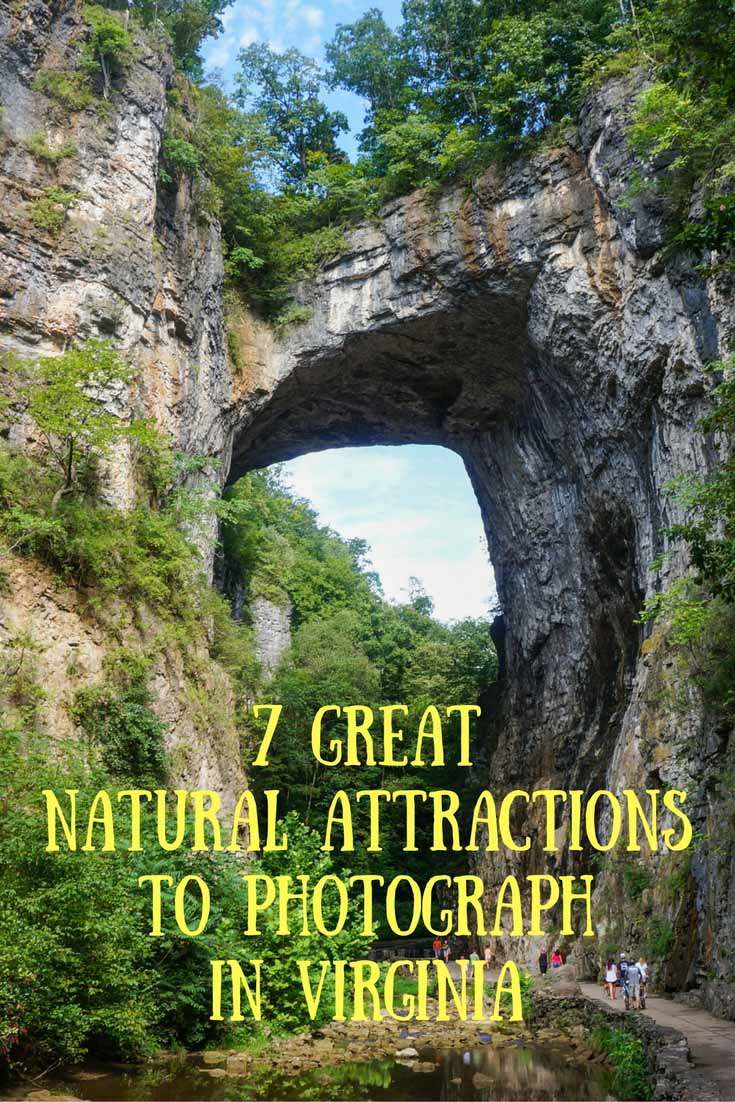 7 Great Natural Attractions to Photograph in Virginia
