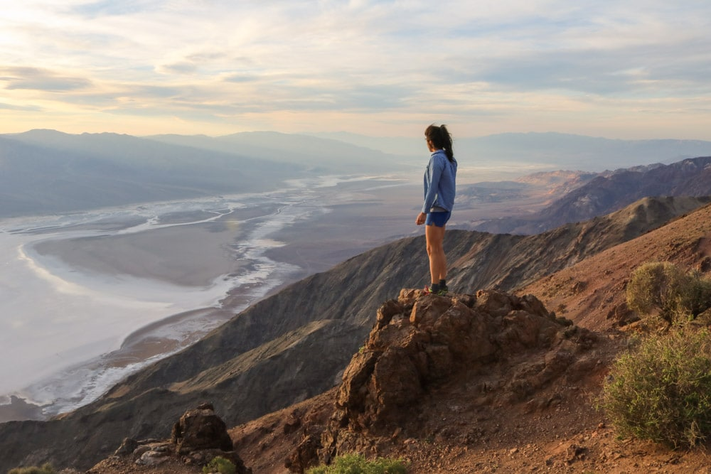 Dante's View, Death Valley National Park, California