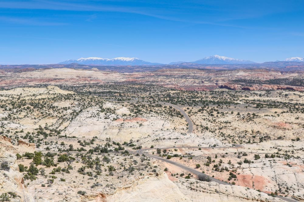 Grand Staircase-Escalante National Monument in Utah