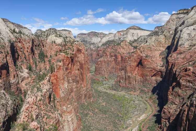 Angel's Landing Trail, Best Hikes in Zion National Park