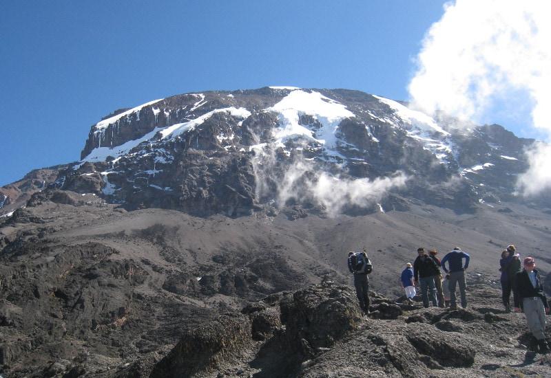 Kilimanjaro South Face