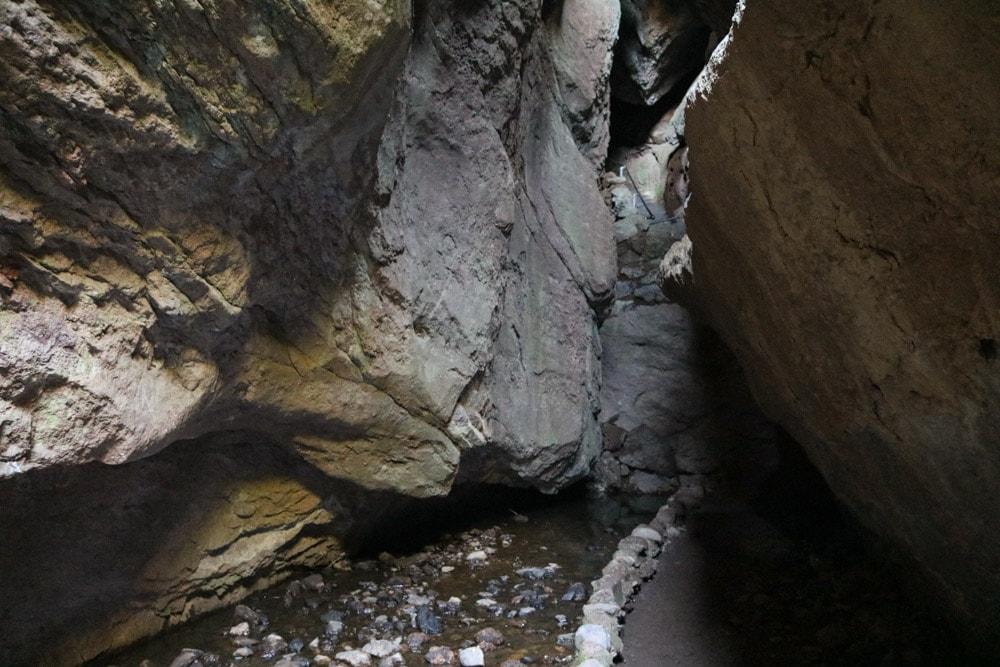 Bear Gulch Cave, Pinnacles National Park