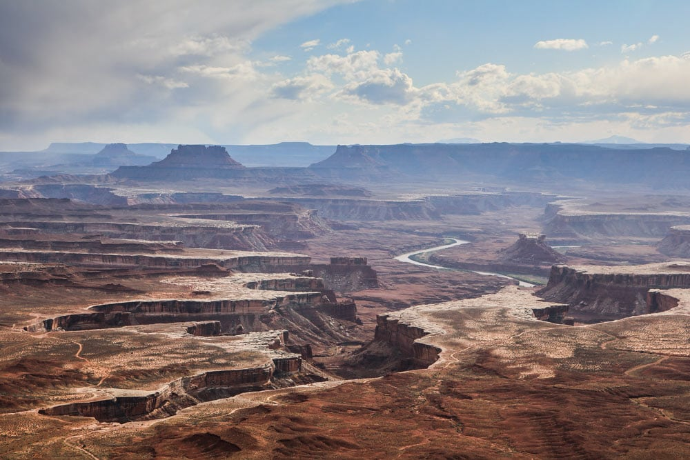 Green River Overlook, Island in the Sky attractions, Canyonlands National Park