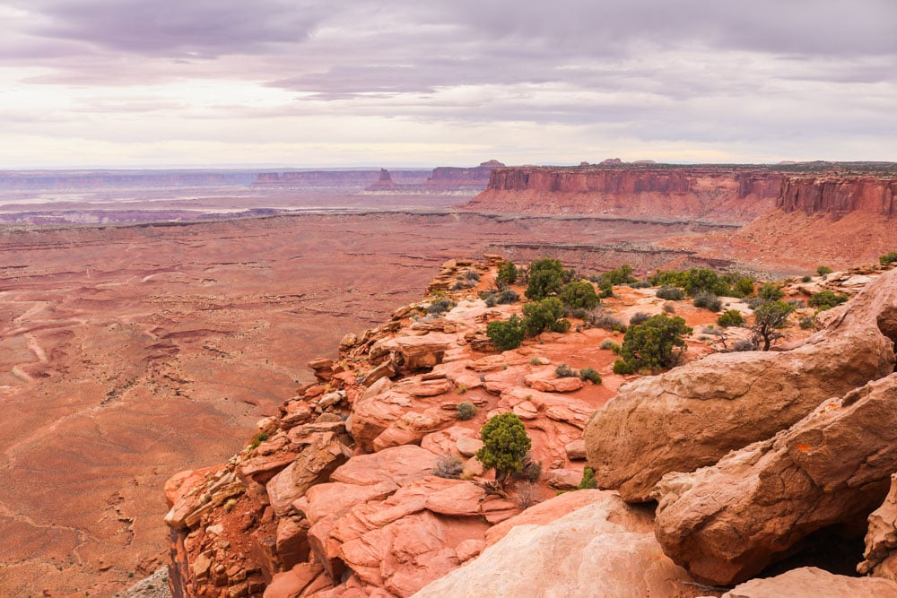 Island in the Sky district, Canyonlands National Park