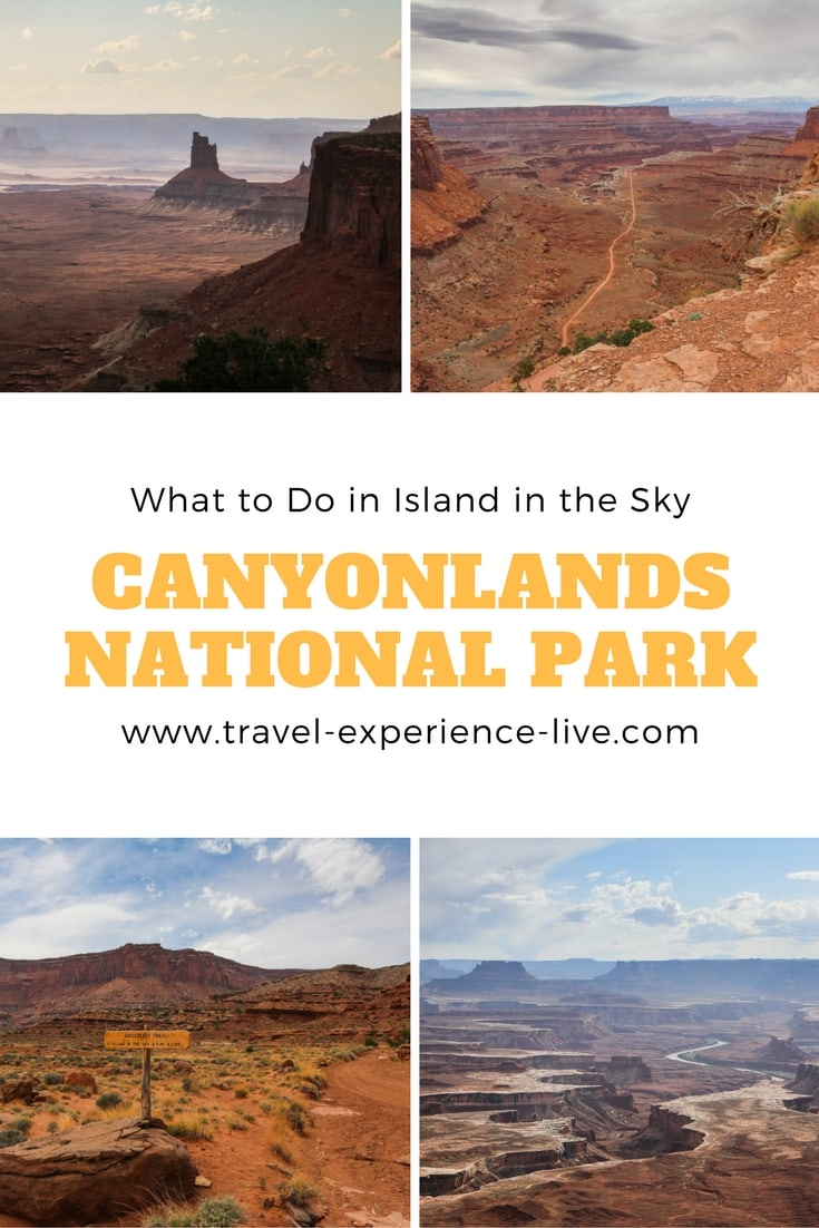 What to Do in Canyonlands National Park, Utah - Top Island in the Sky Attractions