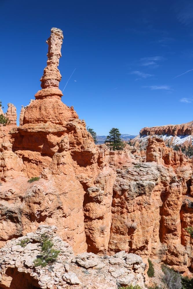 Hoodoo, Bryce Canyon National Park