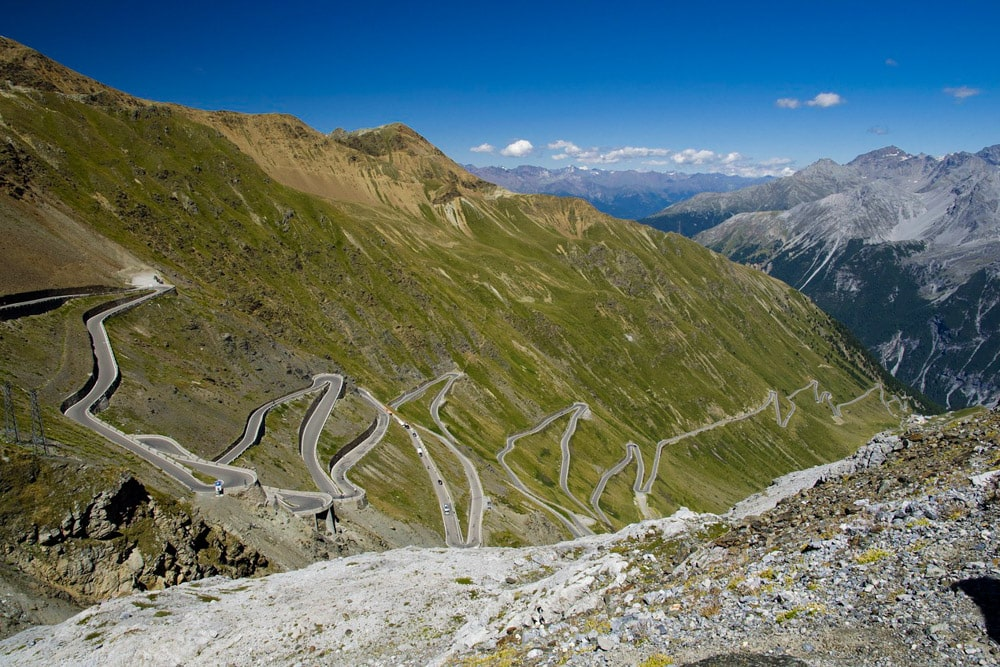 Stelvio National Park, Italy - National Parks in Italy