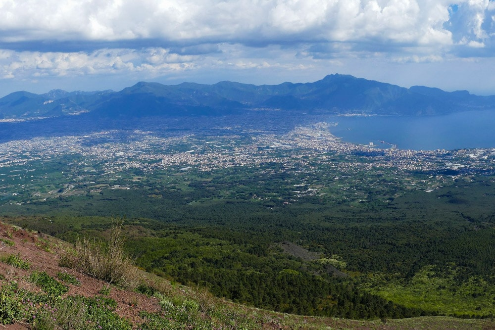 Vesuvius National Park, Italy - National Parks in Italy