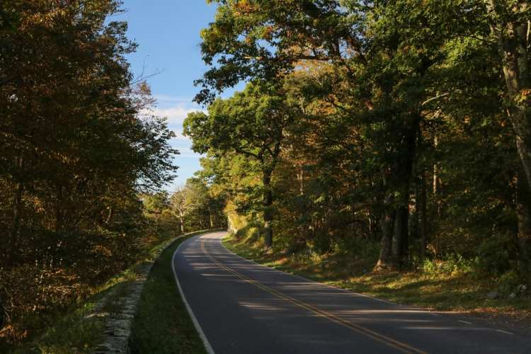 Skyline Drive in Fall, Shenandoah National Park Photo Essay