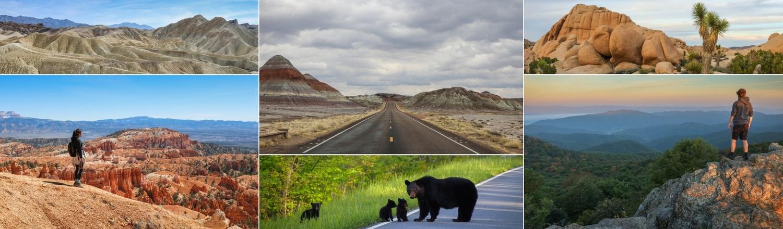 Slider Collage - Travel. Experience. Live. - Bram Reusen