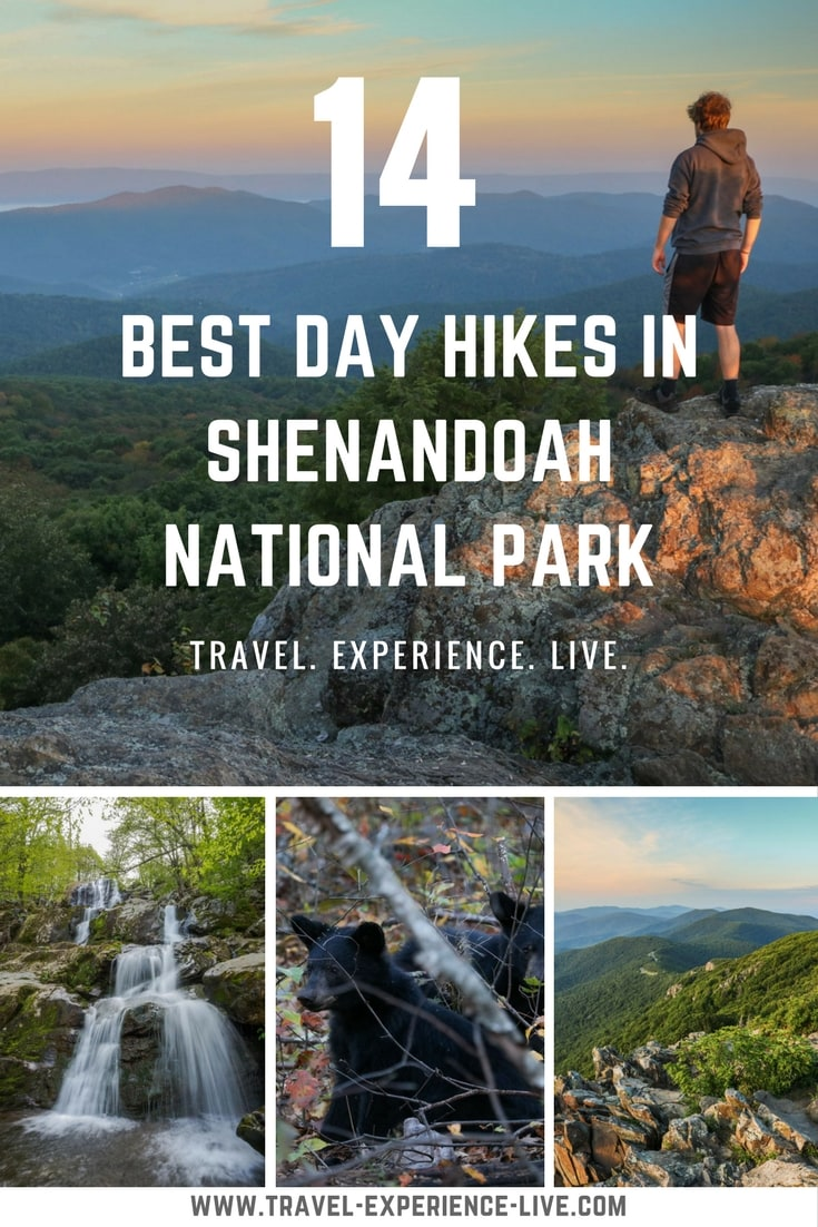 Best Day Hikes in Shenandoah National Park, Virginia