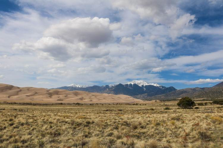 Great Sand Dunes National Park, Colorado - Least-Visited and Most Underrated National Parks in America