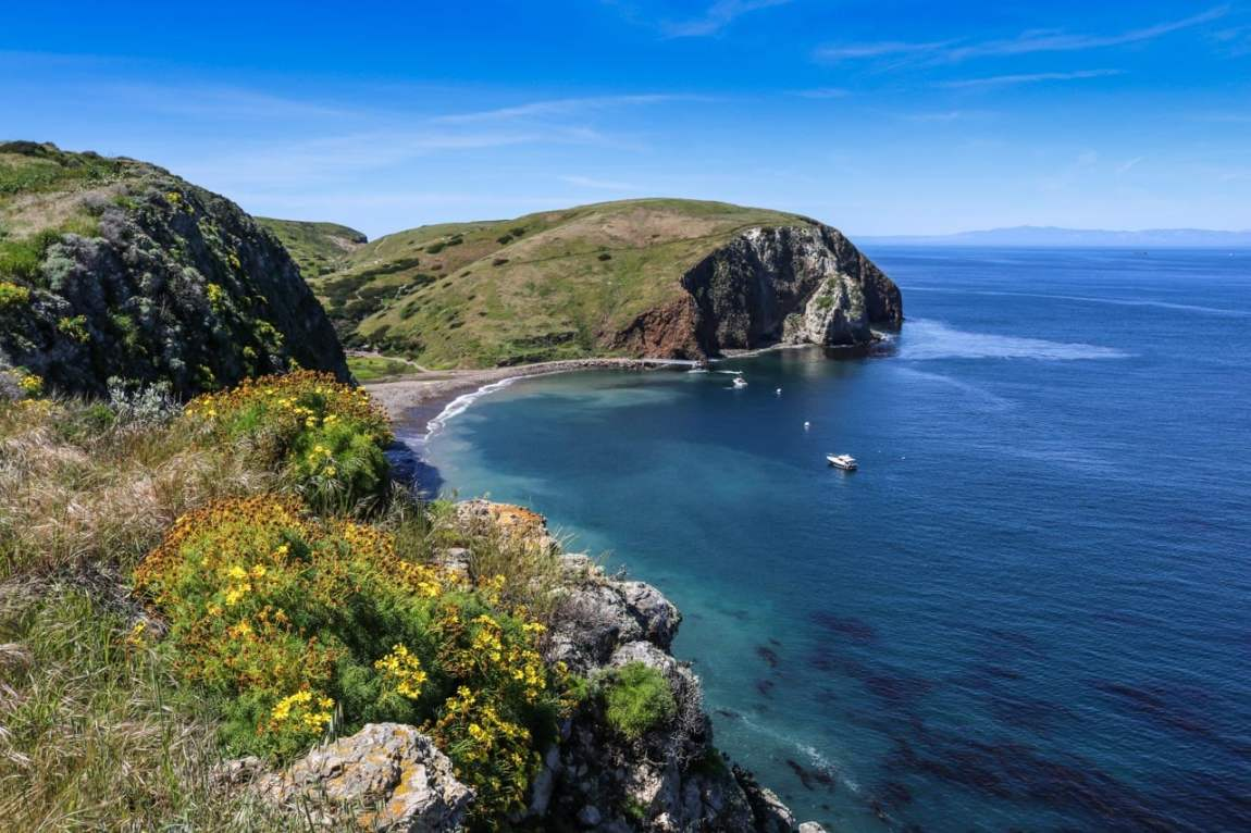Channel Islands National Park, California - Least-Visited and Most Underrated National Parks in America